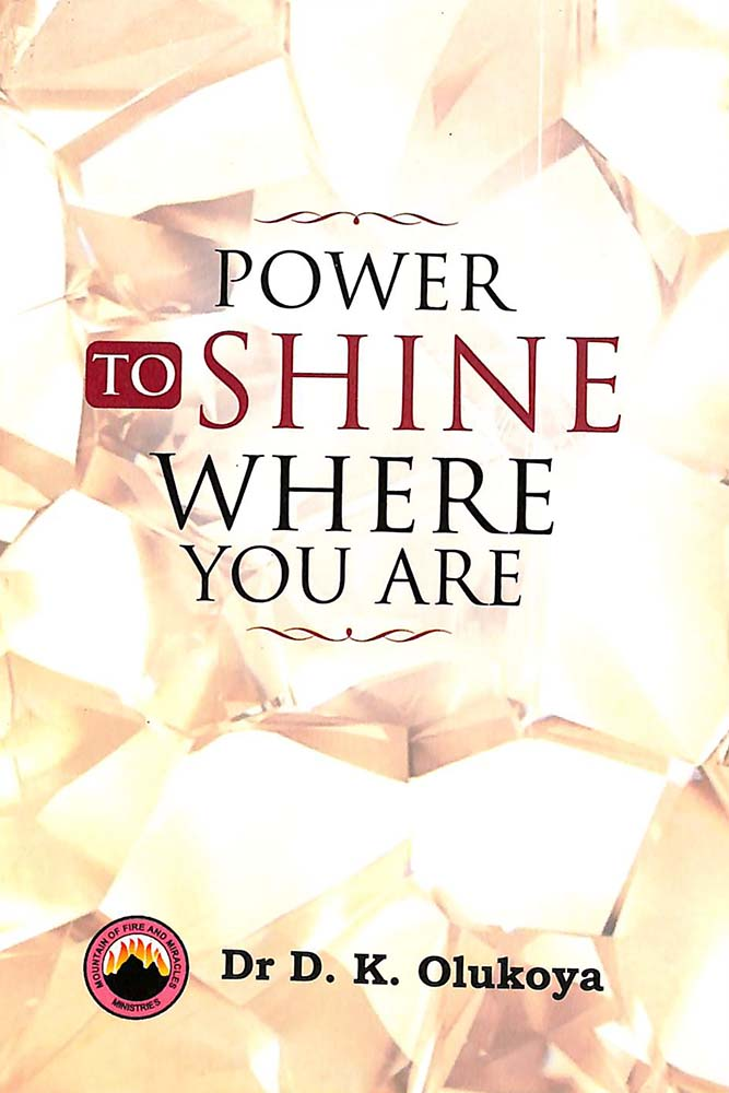 Power to Shine Where You Are