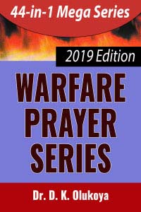 44 in 1 Warfare Prayer Series
