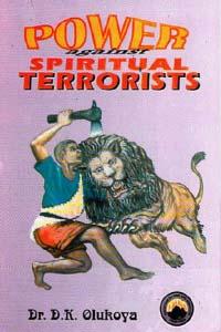 Power Against Spiritual Terrorists