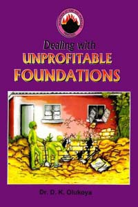 Dealing with the Unprofitable Foundation