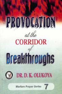 Provocation At The Corridor of Breakthroughs