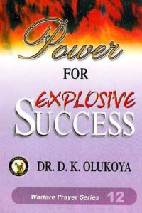 Power For Explosive Success