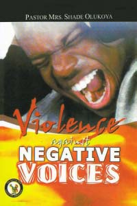 Violence Against Negative Voices