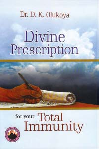 Divine Prescription for your Total Immunity