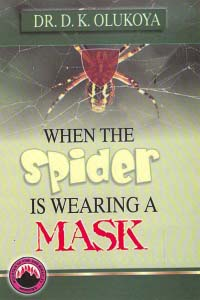 When the Spider is Wearing a Mask