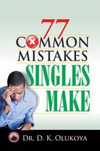 77 Common Mistakes Singles Make