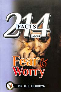 214 Facts about fear and worry | DKO eBookstore