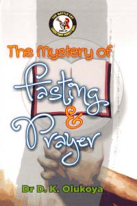 The Mystery of Fasting and Prayer
