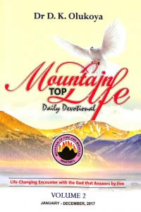 Mountain Top Life Daily Devotional: Volume 2 January-December 2017