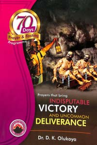 Violent Prayers to Disgrace Stubborn Problems | DKO eBookstore
