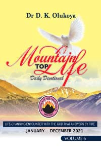Mountain Top Life Daily Devotional 2021: Volume 6