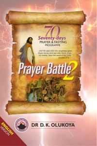 70 Days Prayer and Fasting Programme 2021