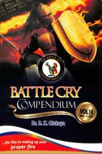Battle Cry Compendium, Volume 10