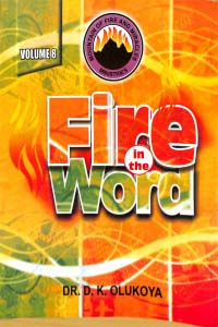 Fire in the Word, Volume 8
