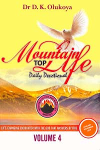 Mountain Top Life Daily Devotional 2019: Volume 4