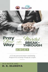 Pray Your Way into Marital Breakthrough 2021