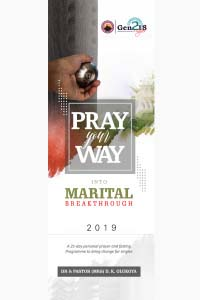 Pray Your Way into Marital Breakthrough - Stepping High 2019