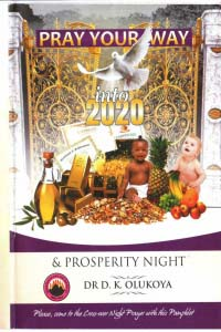 Pray your way into 2020 and Prosperity Night