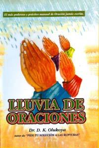 Lluvia De Oraciones (Spanish Edition)