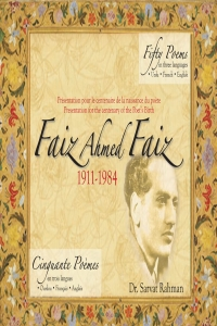 50 Poems in three languages Faiz Ahmad Faiz