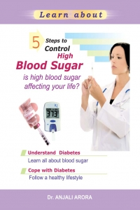 5 Steps to Control High Blood Sugar