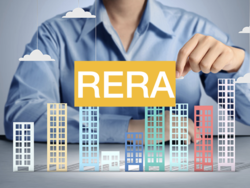 Application form for registration of project under RERA Act