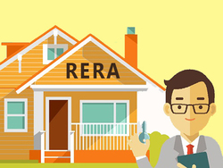 Complaint by Buyer to Regulatory Authority under RERA Act