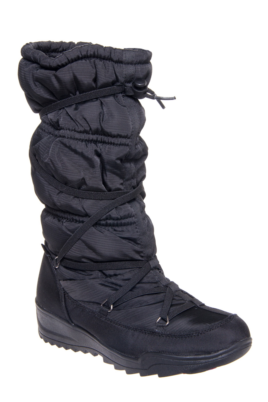 Kamik Luxembourg Mid-Calf Waterproof Boots - Black