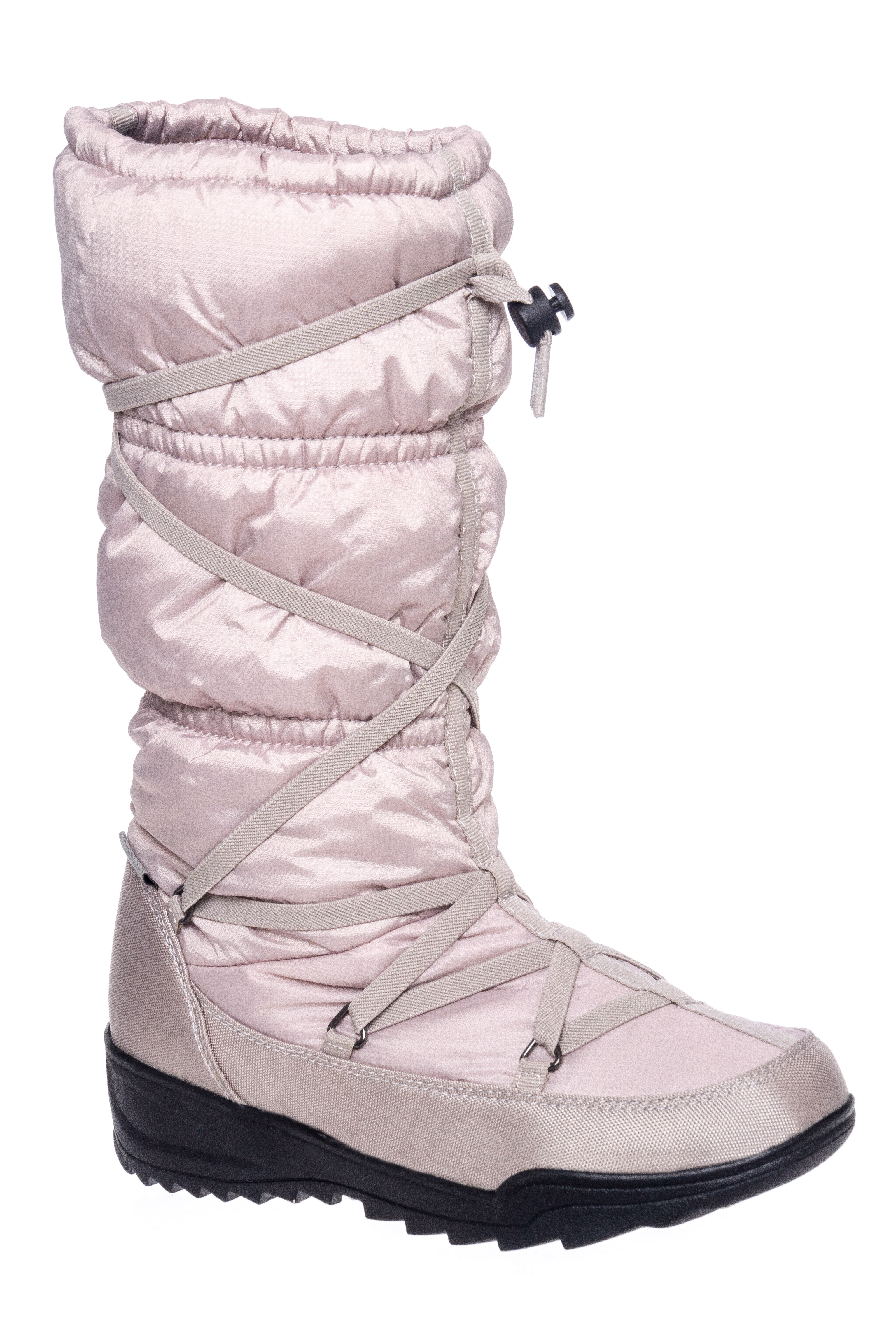 Kamik Luxembourg Mid-Calf Waterproof Boots - Oyster