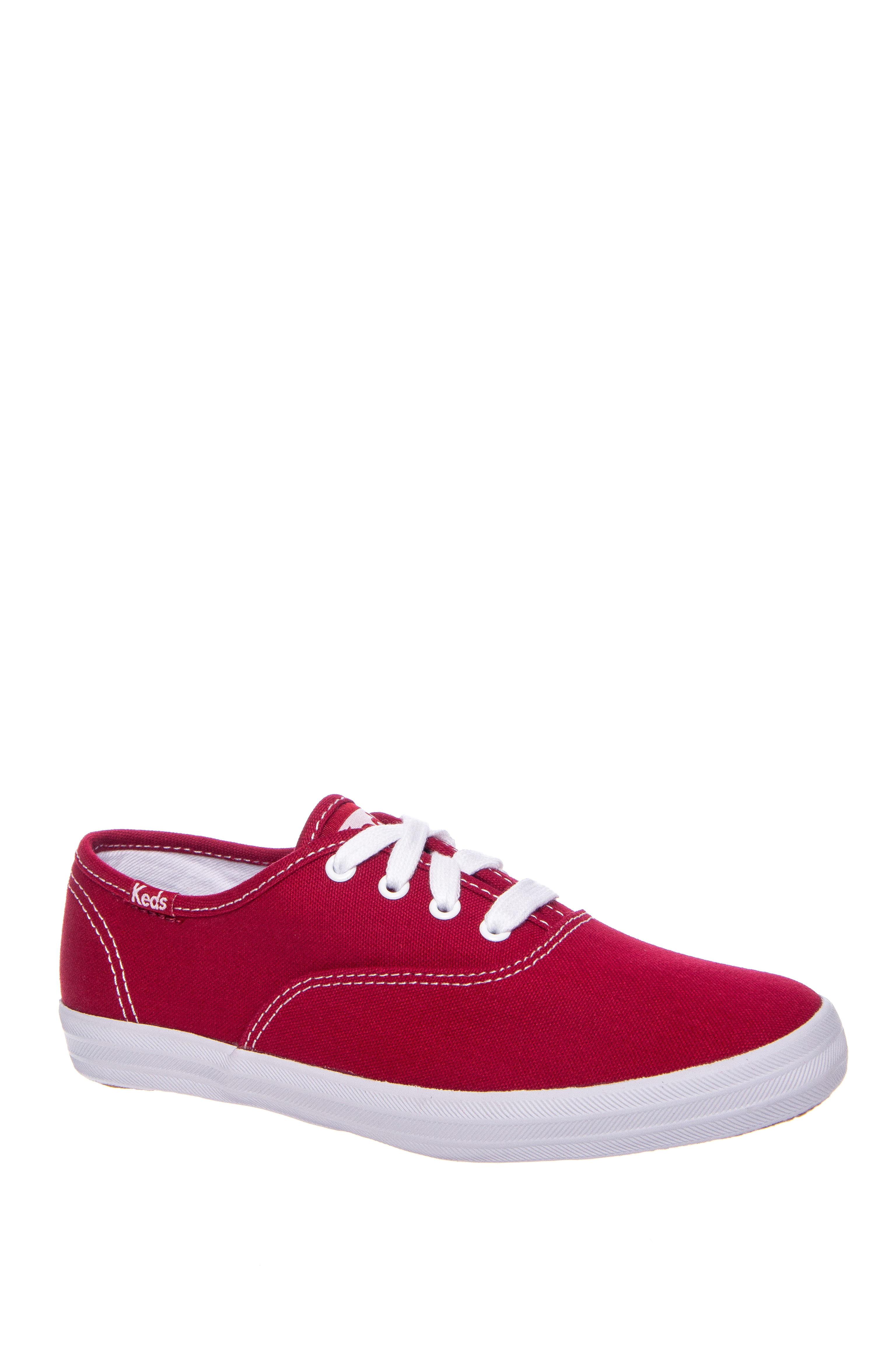 KEDS Champion Low Top Oxford - Red