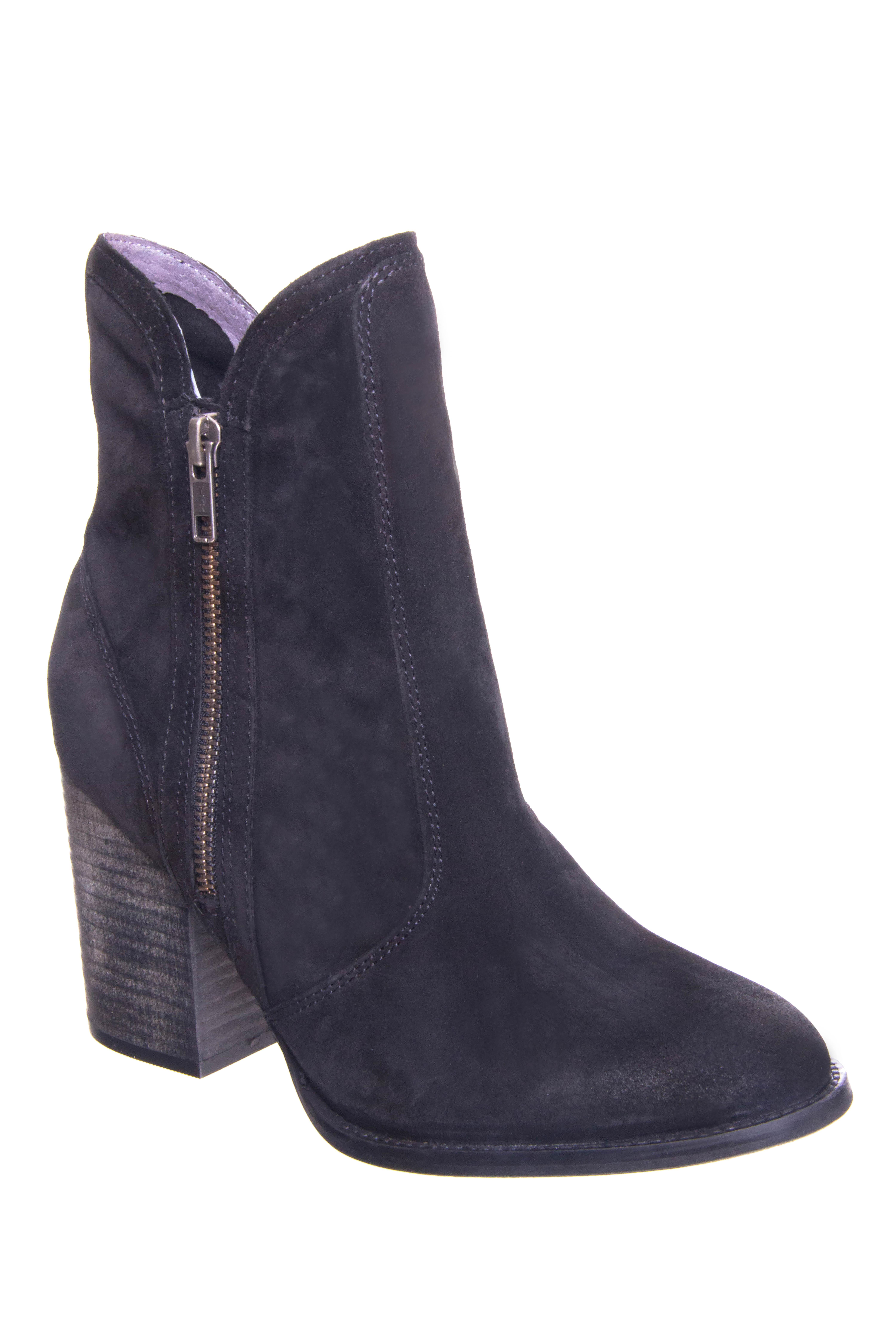 Seychelles Lori Penny High Heel Boots - Black
