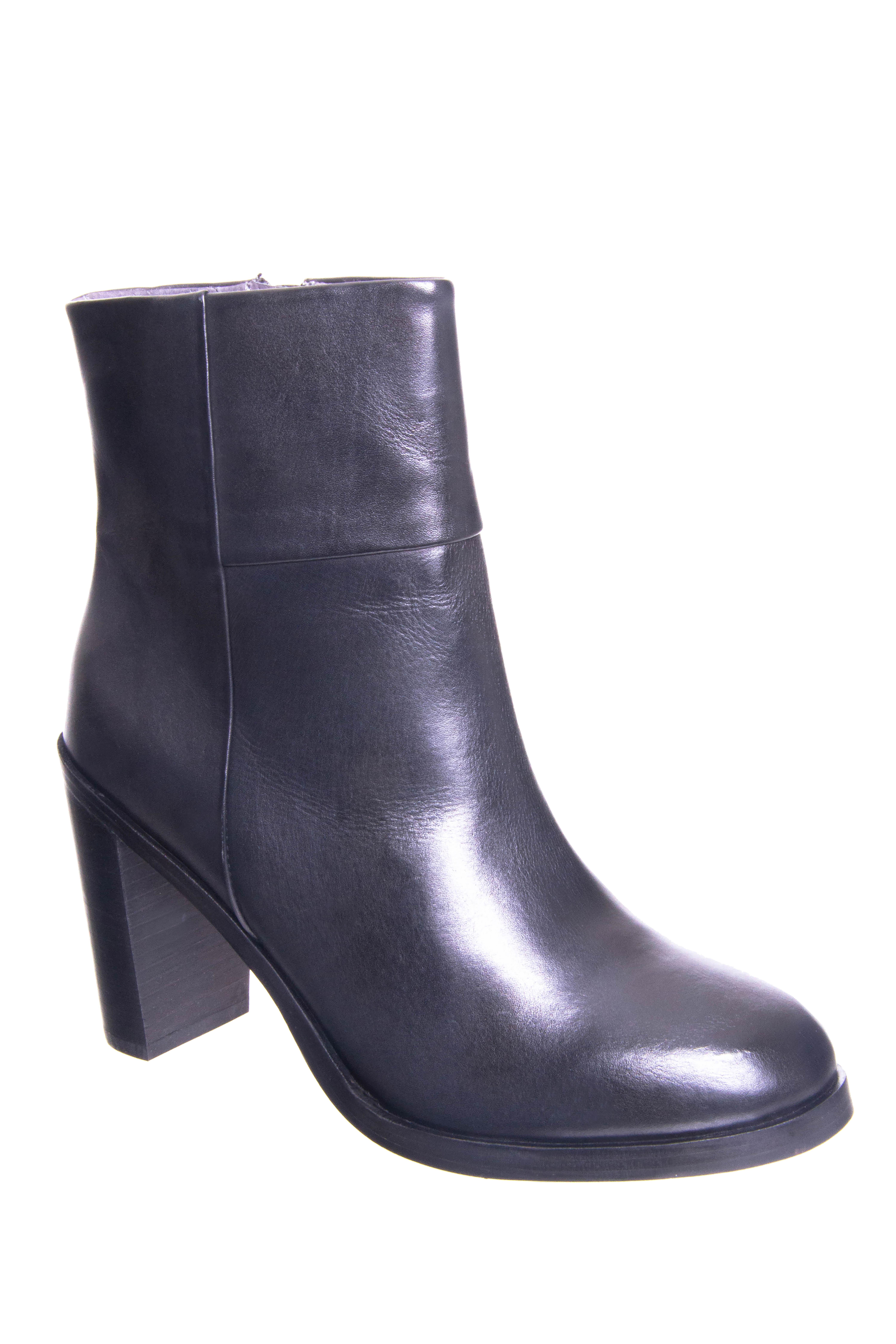 Seychelles Gossip High Heel Boots - Black