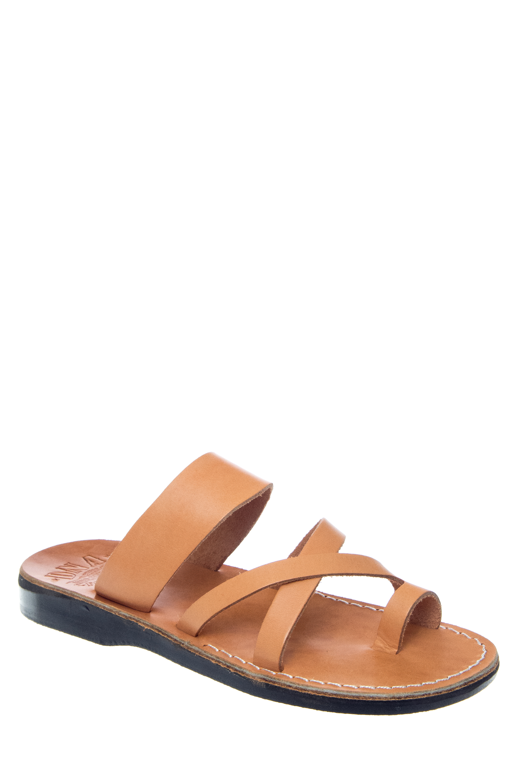 DNA Footwear x Jerusalem Good Shepherd Slip On Sandals - Camel