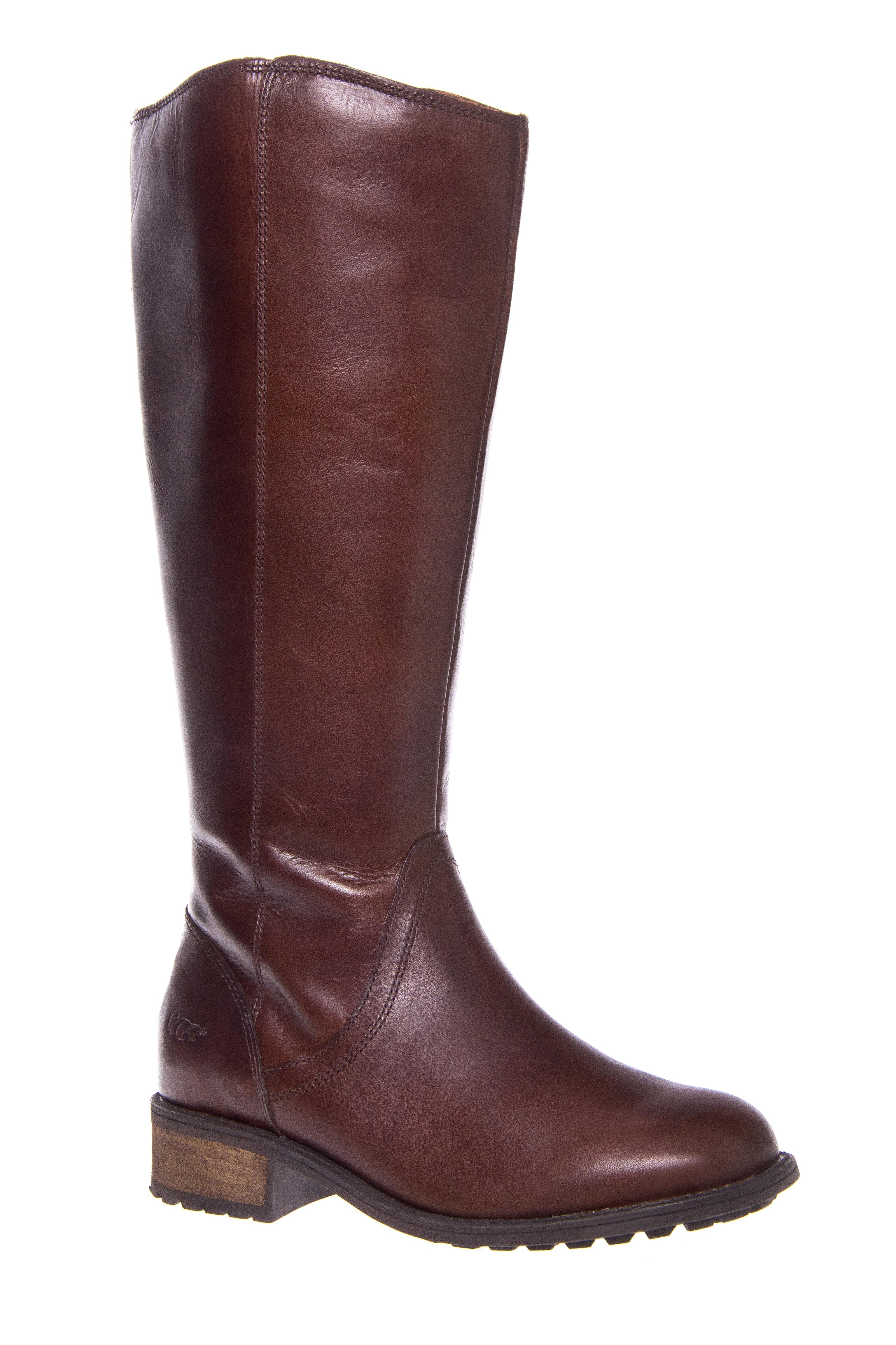 e9d76521cc4 UPC 887278936800 - UGG Seldon (Dark Chestnut Leather) Women's Boots ...