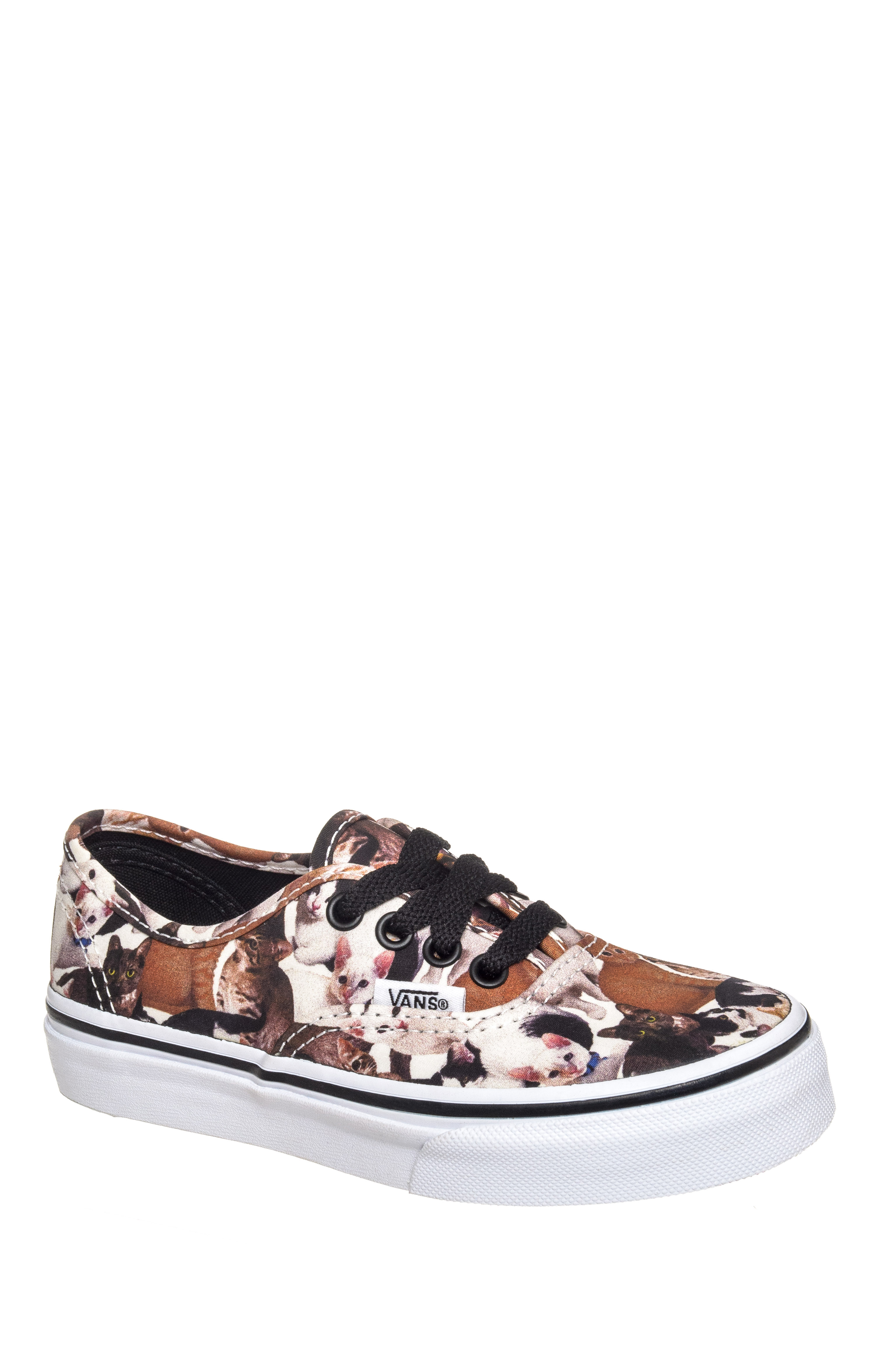5d4ea28a9b ... Size UPC 617932507714 product image for Kids  Authentic Kittens Low Top  Sneaker