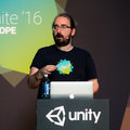 Richard Fine, Senior Software Developer, Unity Technologies