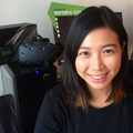 Delia Hou, VR Business Development & Ecosystem, APAC (excl. China), Nvidia
