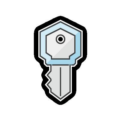 Single Sign-On Icon