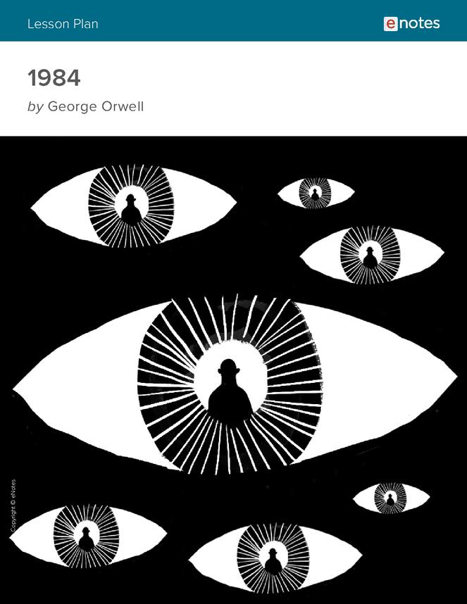1984 enotes lesson plan preview image 1