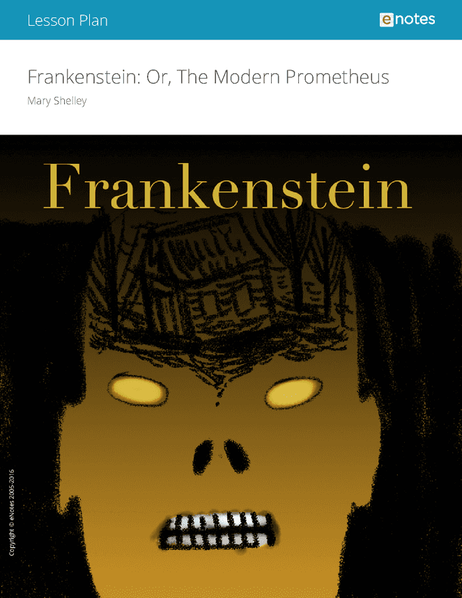 frankenstein enotes lesson plan preview image 1