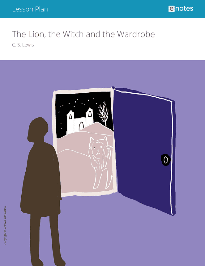 the lion, the witch and the wardrobe enotes lesson plan preview image 1