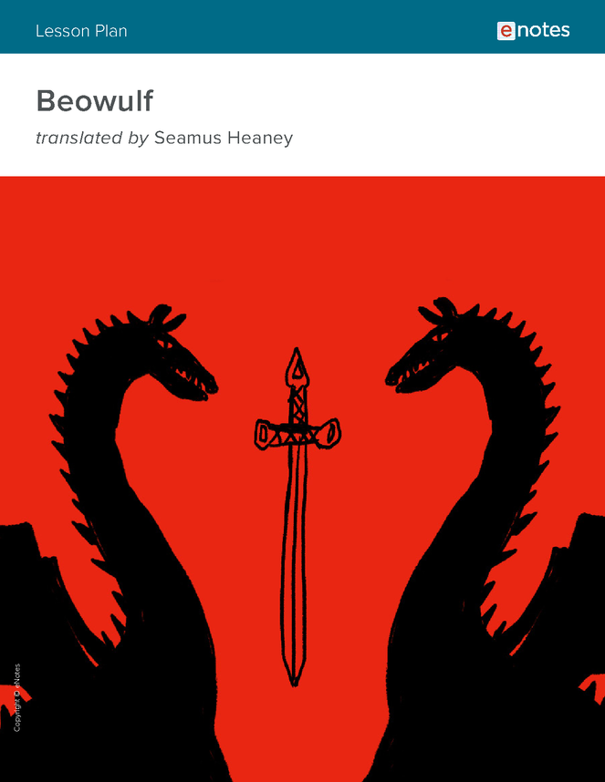 beowulf enotes lesson plan preview image 1