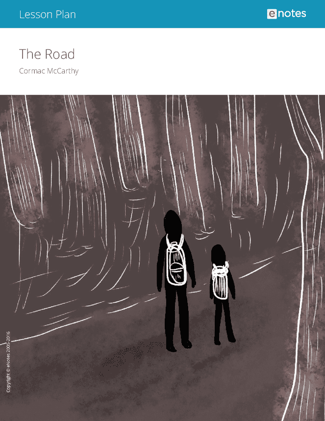 the road enotes lesson plan preview image 1
