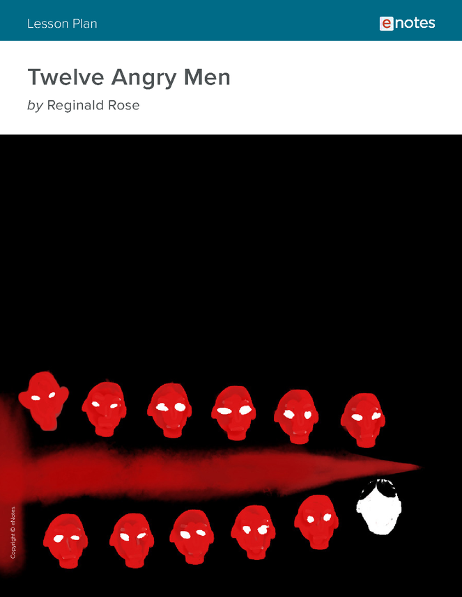 an analysis of the book 12 angry men by reginald rose 'reginald rose is more concerned with whether the legal system reginald rose's dramatic play, twelve angry men 12 angry men character analysis.