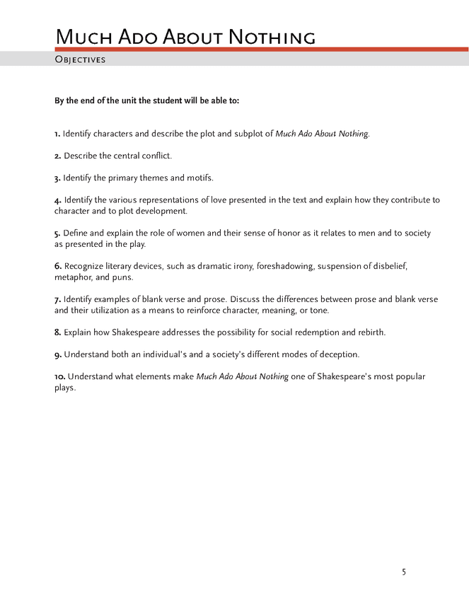 much ado about nothing essay questions comedy A secondary school revision resource for gcse english literature about a sample question for shakespeare's much ado about nothing.