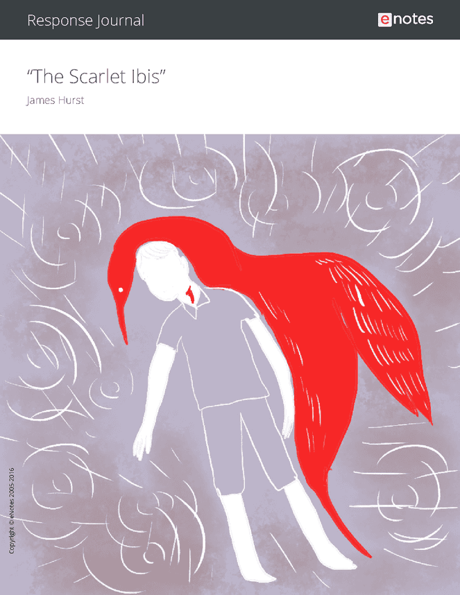 an analysis of regret in the scarlet ibis by james hurst The scarlet ibis by james hurst - the scarlet ibis by while some may respond with guilt and regret the scarlet letter analysis - nathaniel.