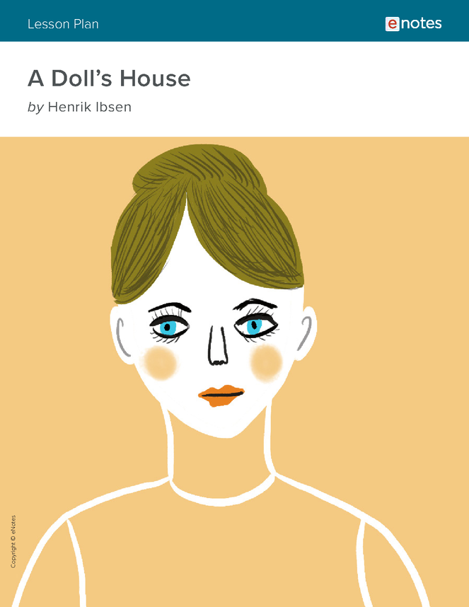 """nora in ibsens a dolls house essay We have many a dolls house example essays nora asserts, has treated her like a """"doll strength in a dolls house strength in henrik ibsen's a doll house."""