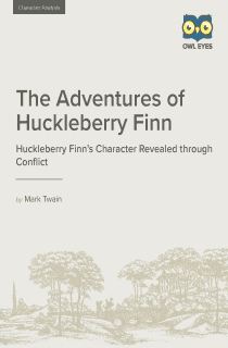 The Adventures of Huckleberry Finn Owl Eyes Lesson Plan