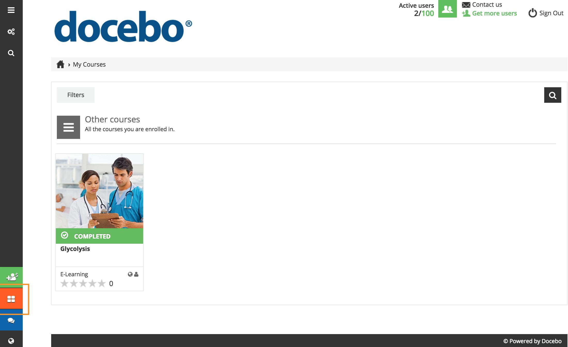 apps & features screenshot