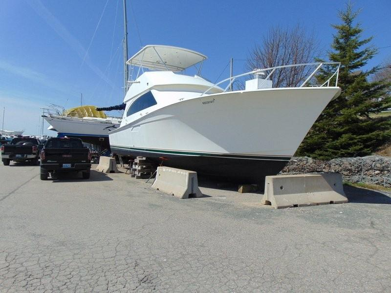 2006 50 Sport Yacht Egg Harbor